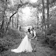 Allison and Mudge – An outdoor Sinking Spring wedding